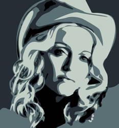 Madonna by flabb