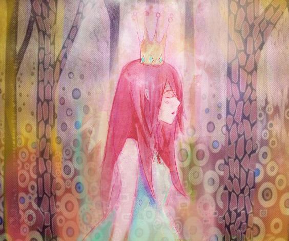 old princess by Spades-Blackmontt