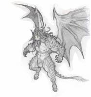 Demon by krigg