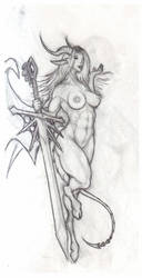 Succubus by krigg