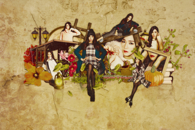 20131101. Hello November by LonaSNSD