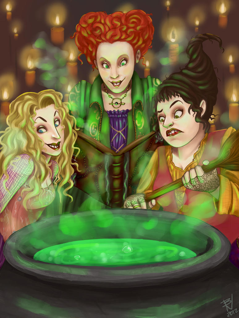 hocus pocus put a spell on you #9