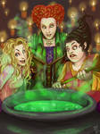 Hocus Pocus - fan art