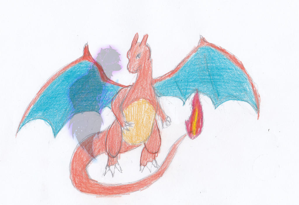 Charizard by Shire7