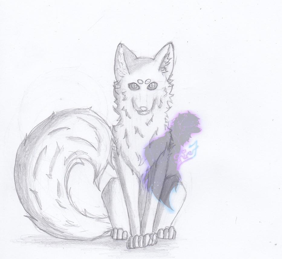 Random Wolf by Shire7