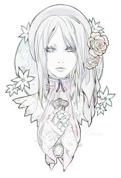 Bloodborne Plain Doll by Kiguri
