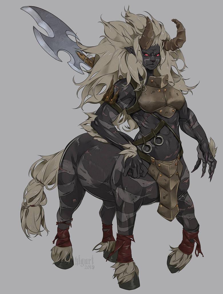 Female Lynel