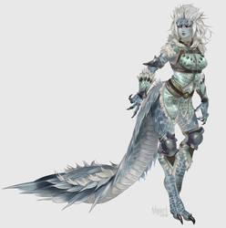 Tobi Kadachi monster girl