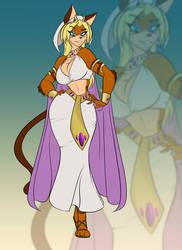 Alicia's Ancestors: Queen Alkhisha