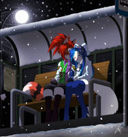 Waiting With You