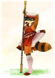 Dungeons and Dragons character: Rokuro Hideki