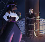 Pirate Queen's Betrayal -Night Version- by Phoenix295