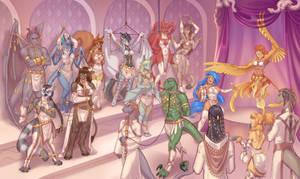 The Snake Kingdoms Harem Auction