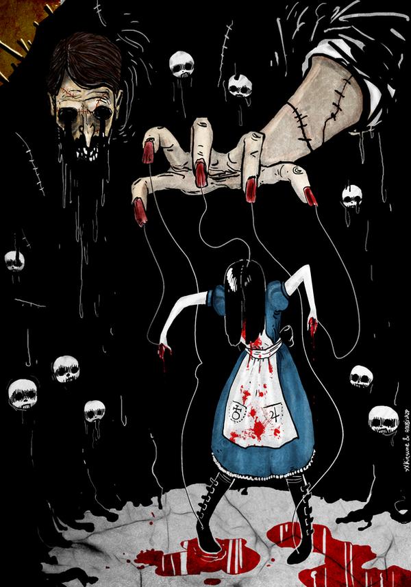 Little Puppet Don't Die by xXKitsune