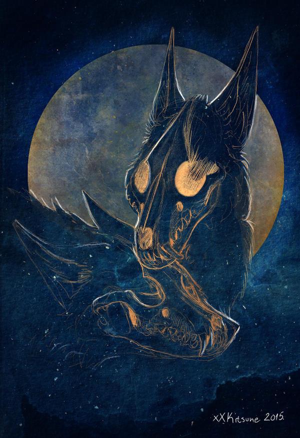Nebula by xXKitsune