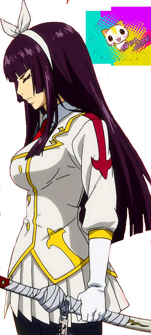 Kagura Mikazuchi Render! by Maryx23KaguraSan on DeviantArt
