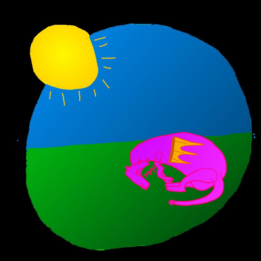 Inktober #2: Tranquil by bigger0gamer