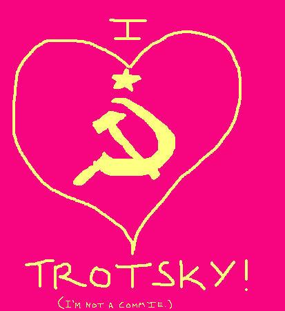 I :heart: Trotsky by metricula