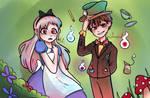 Yashiro in Wonderland