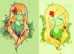 Flower Boy Redraw! by EmiDaWeird