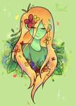 (Speedpaint's out!) Flower Boy Redraw by EmiDaWeird