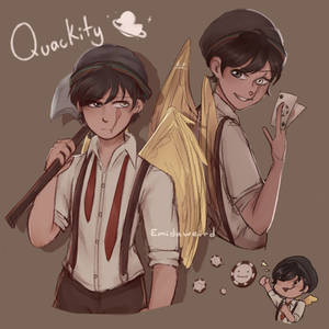 Quackity Doodles :]