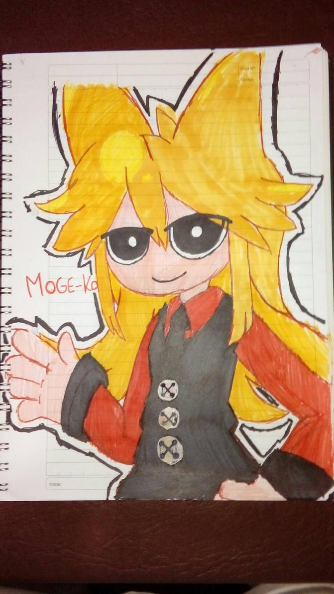 moge-ko (from mogeko's castle) by hellojonny544