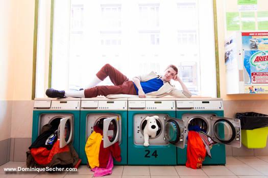 Tintin's Laundry