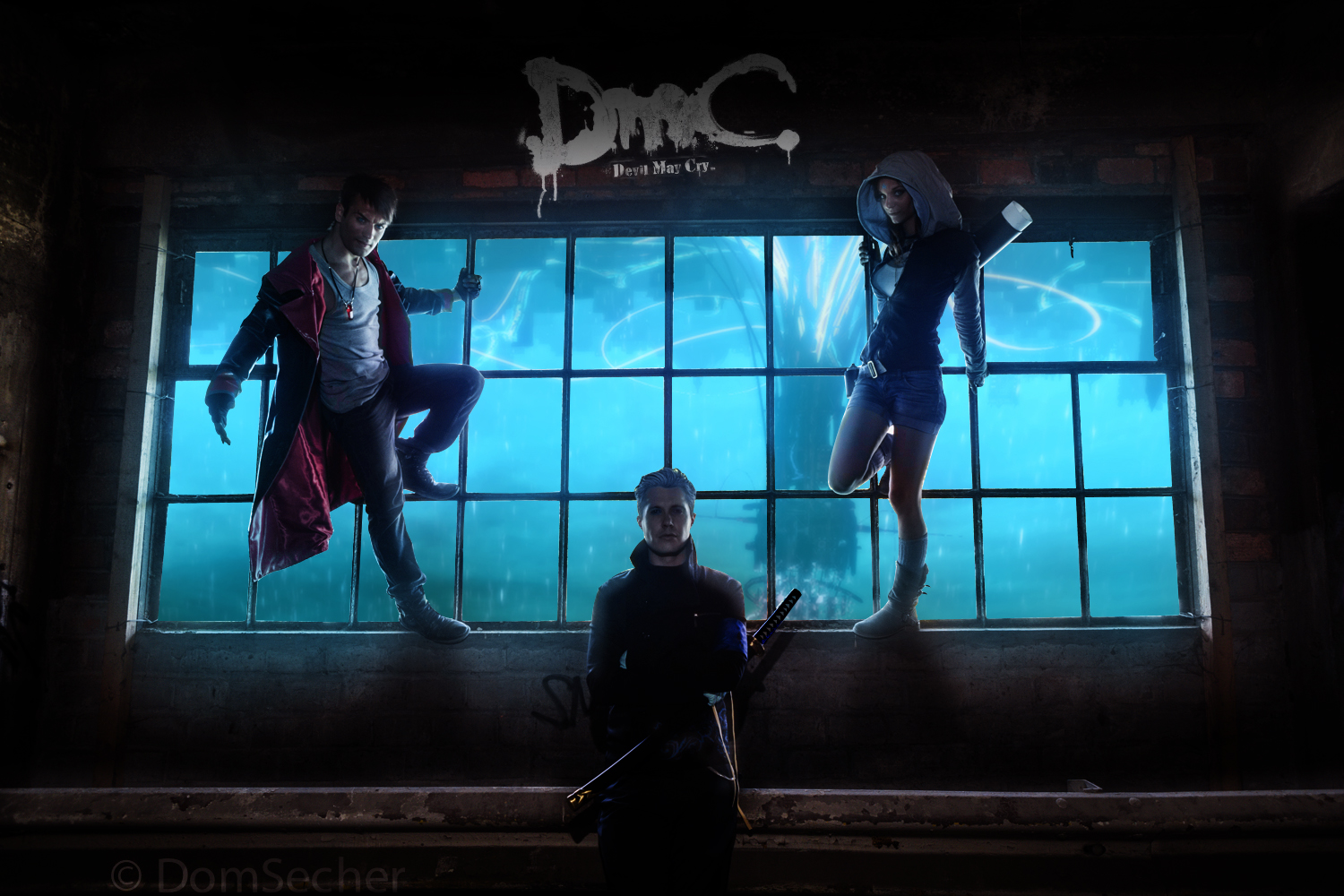 Devil Never Cry ! by Kal-Art