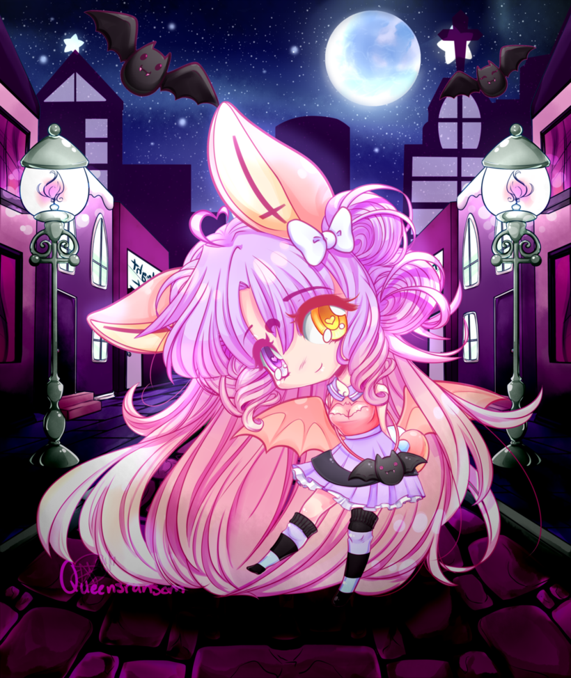 Chibi Buffy For Hellobattsu S Contest With Extras  by HelloBattsu