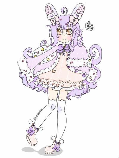 Gift: Vanessa--Nta! by HelloBattsu