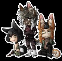 AW :: The Lil Slum Family