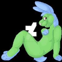 Bunny Bun by Rainbow-Moose