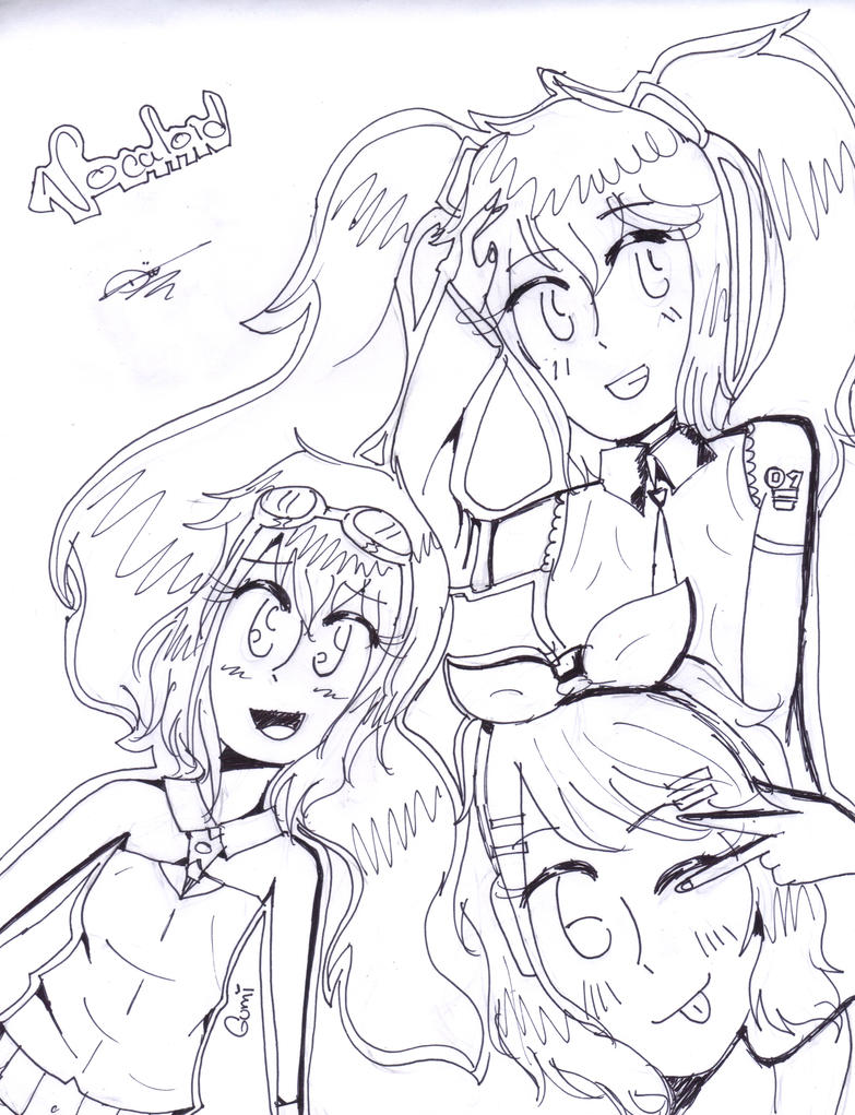 Vocaloid el wip by Harmonynotes3