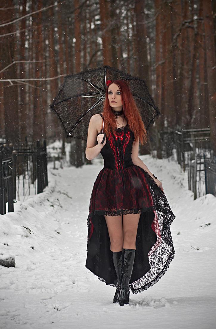 I walk alone... by SandraVogel on DeviantArt
