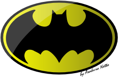 Batman Simbol Vector by asakuranetto
