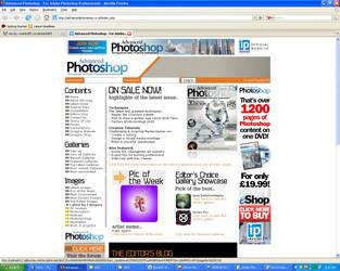 desktop by markraffy