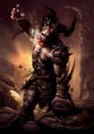 Dragon Age Ogre