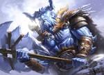 MTG: Frost Titan