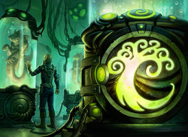 Simic Signet by Mike-Sass