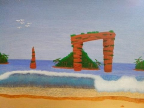 Gateway To The Sea by Legendary41