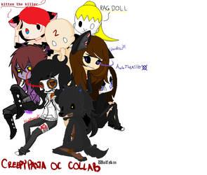 OC collab  (NOT MINE) by deaththekidfan229