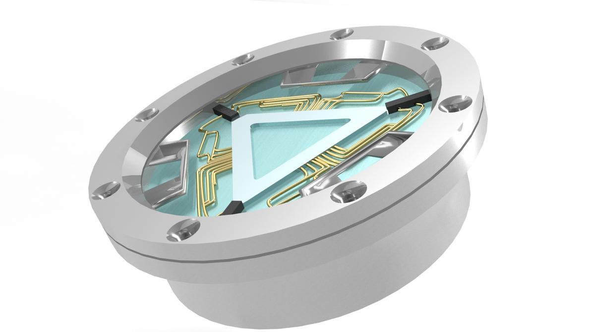 arc reactor by rensole2k4