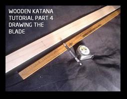 Katana Tut. Blade Draw Out by piratecaptain