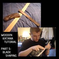 Katana Tut. Part 5- Shaping by piratecaptain