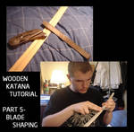 Katana Tut. Part 5- Shaping