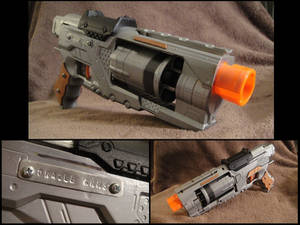 Nerf Spectre Paint and Mod
