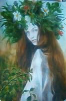 Mavka by AveOko