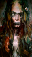 Living dead girl by AveOko