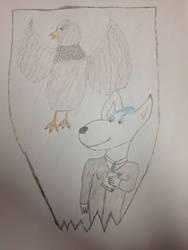 RavenClaw Wolfy